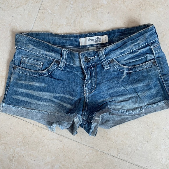 Charlotte Russe Pants - Jean Shorts
